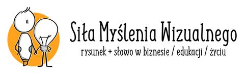 Ela Curyło - siła myślenia wizualnego Logo